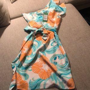 Tags on! Silk Lily Pulitzer Dress
